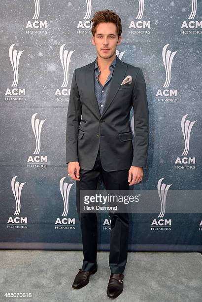 Sam Palladio attends the 8th Annual ACM Honors at Ryman Auditorium on September 9 2014 in Nashville Tennessee