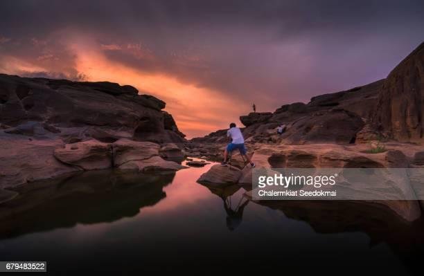 Sam Phan Bok (3000 holes), The grand canyon of Thailand
