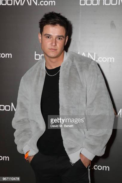 Sam Prince attends boohooMAN by Dele Alli Launch at Radio Rooftop on May 10 2018 in London England