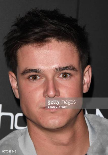 Sam Prince attends the boohooMAN by Dele Alli VIP launch at ME London on May 10 2018 in London England