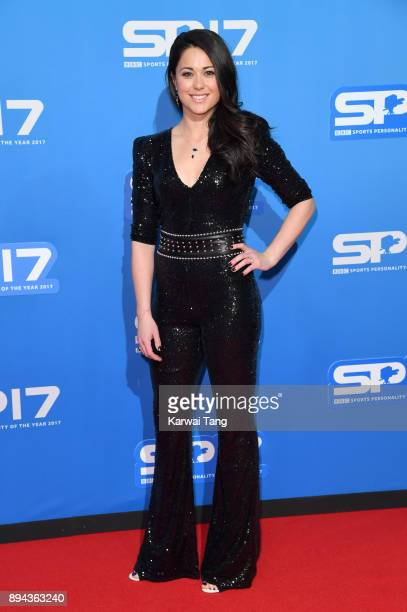 Sam Quek attends the BBC Sports Personality of the Year 2017 Awards at the Echo Arena on December 17 2017 in Liverpool England