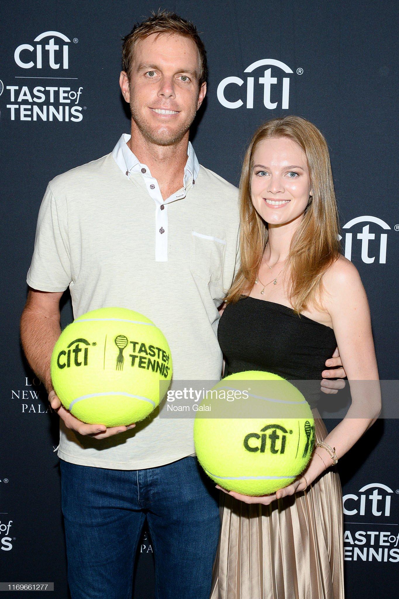 Citi Taste Of Tennis - Arrivals : News Photo