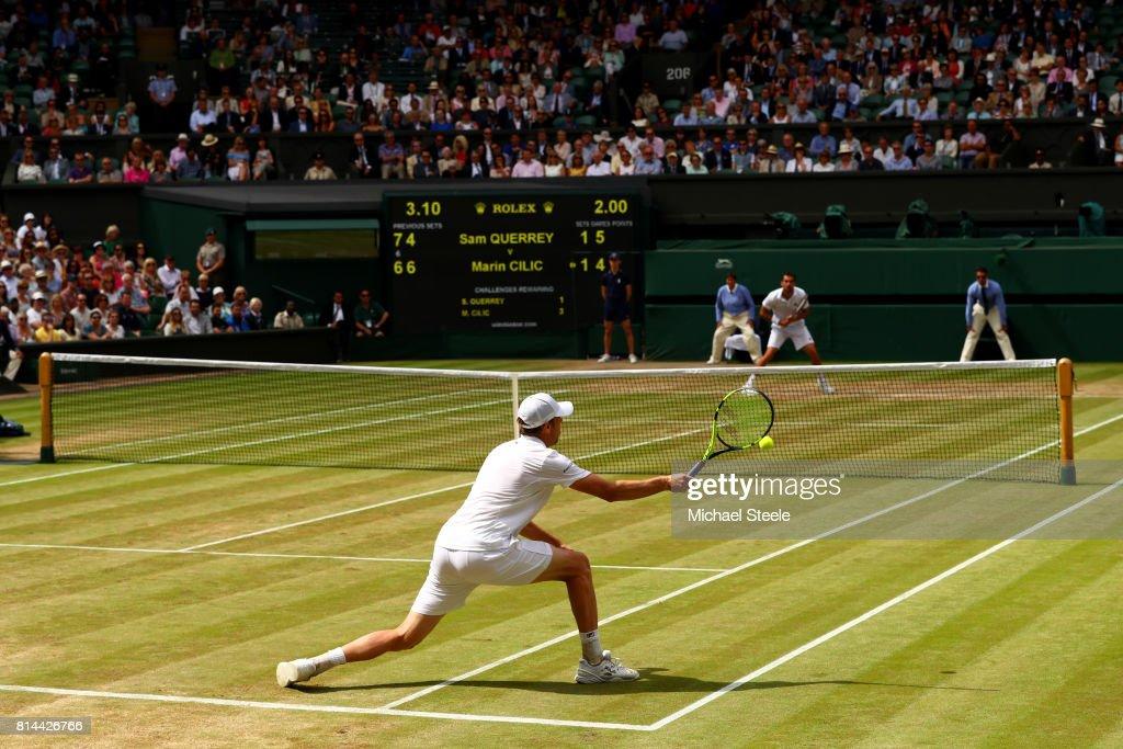 Day Eleven: The Championships - Wimbledon 2017 : News Photo