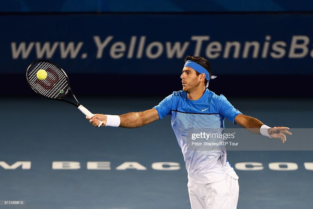 Delray Beach Open : News Photo