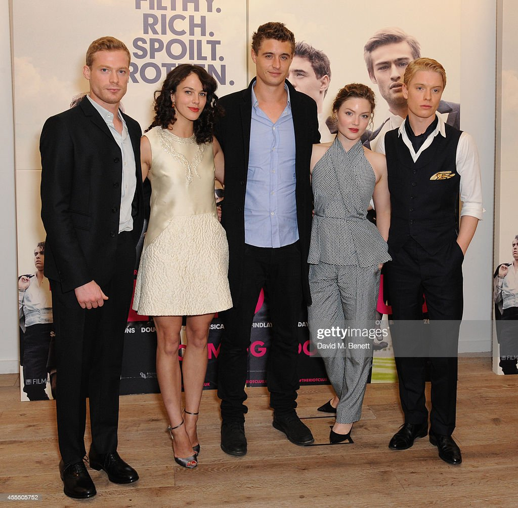 The Riot Club - Photocall
