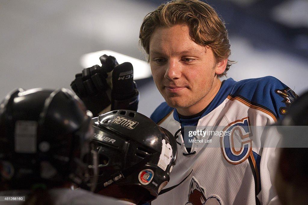 2014 NHL Draft - Top Prospects Clinic : News Photo