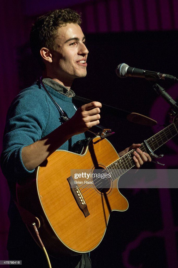 Sam Richardson performs during Amnesty International UK celebrate 10th anniversary of headquaters on June 3, 2015 in London, England.