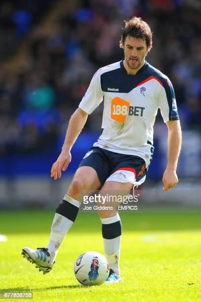 Sam Ricketts Bolton Wanderers