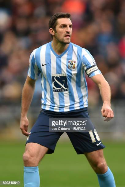 Sam Ricketts Coventry City