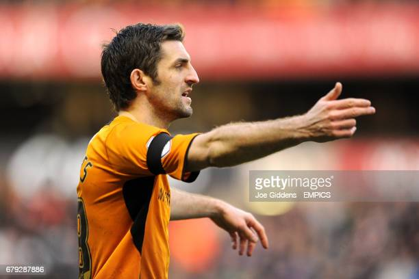 Sam Ricketts Wolverhampton Wanderers