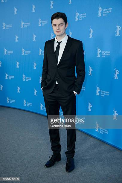 Sam Riley attends 'The Dark Valley' photocall during 64th Berlinale International Film Festival at Grand Hyatt Hotel on February 10 2014 in Berlin...