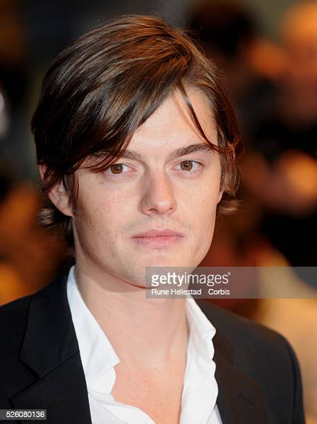 Sam Riley attends the premiere of 'Franklyn' at The Times BFI London Film Festival at Odeon West End Leicester Square