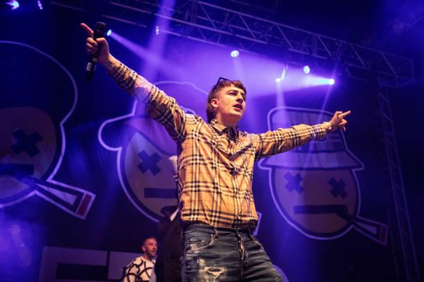 GBR: Bad Boy Chiller Crew Perform At O2 Academy, Leeds