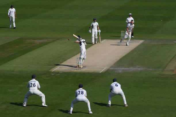 GBR: Sussex v Middlesex - Specsavers County Championship: Division Two