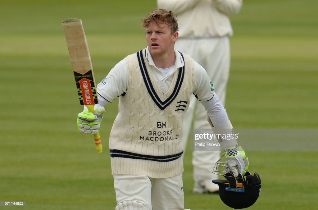 Middlesex v Essex- Specsavers County Championship: Division One : News Photo