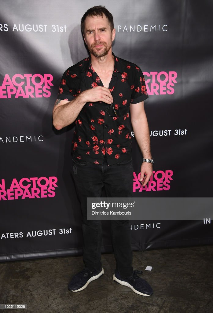 """An Actor Prepares"" New York Screening : News Photo"