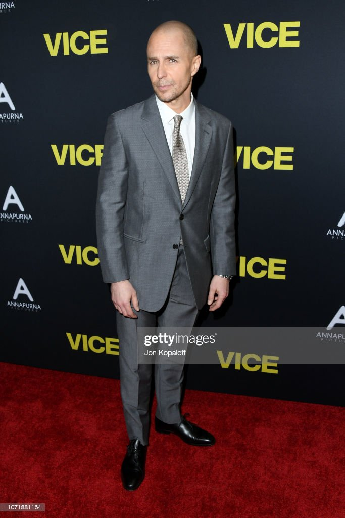 "Annapurna Pictures, Gary Sanchez Productions And Plan B Entertainment's World Premiere Of ""Vice"" - Arrivals : News Photo"