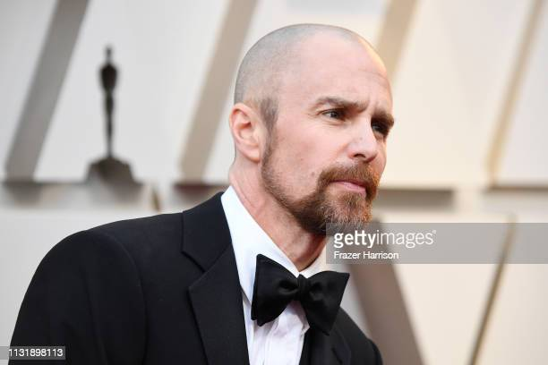 Sam Rockwell attends the 91st Annual Academy Awards at Hollywood and Highland on February 24 2019 in Hollywood California