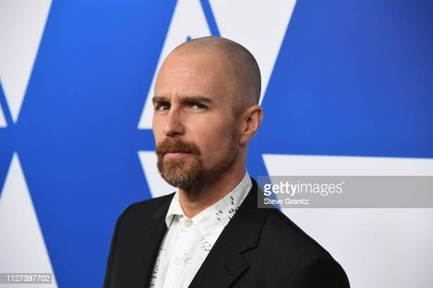 Sam Rockwell attends the 91st Oscars Nominees Luncheon at The Beverly Hilton Hotel on February 04 2019 in Beverly Hills California