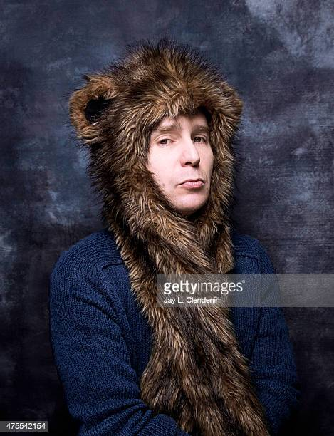 Sam Rockwell is photographed for Los Angeles Times at the 2015 Sundance Film Festival on January 24 2015 in Park City Utah PUBLISHED IMAGE CREDIT...