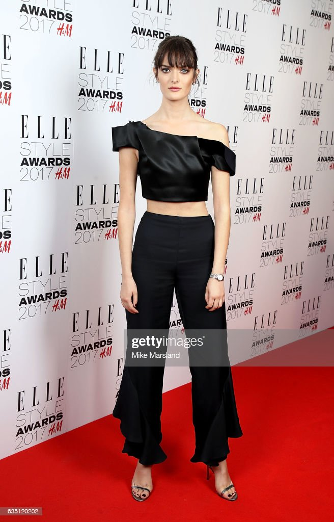 Sam Rollinson attends the Elle Style Awards 2017 on February 13, 2017 in London, England.