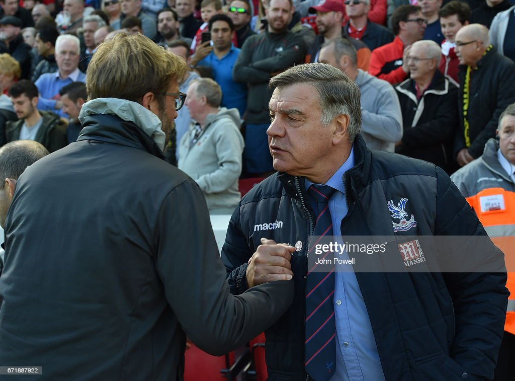 Liverpool v Crystal Palace - Premier League : ニュース写真