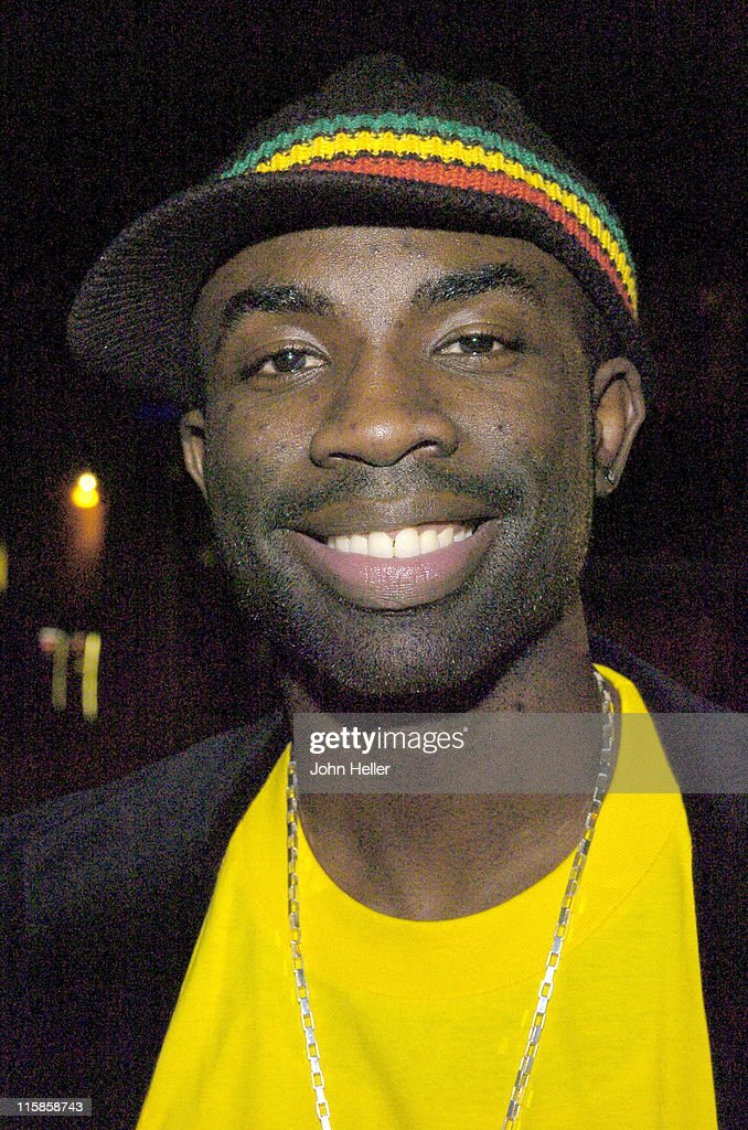 Sam Sarpong during Lisa Angel and LTH Studio 'Take a Gamble on Fashion' Benefiting Madison's Foundation at Lisa Angel Clothing Store in Los Angeles, California, United States.