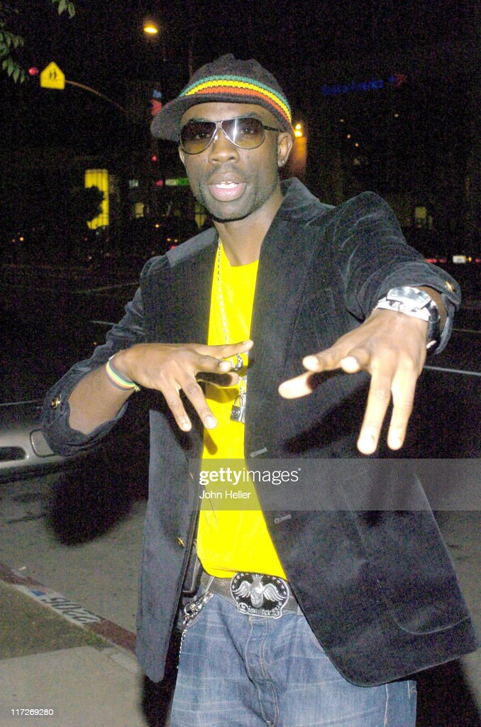 Sam Sarpong during Lisa Angel and LTH Studio Take a Gamble on Fashion Benefiting Madison's Foundation at Lisa Angel Clothing Store in Los Angeles, California, United States.