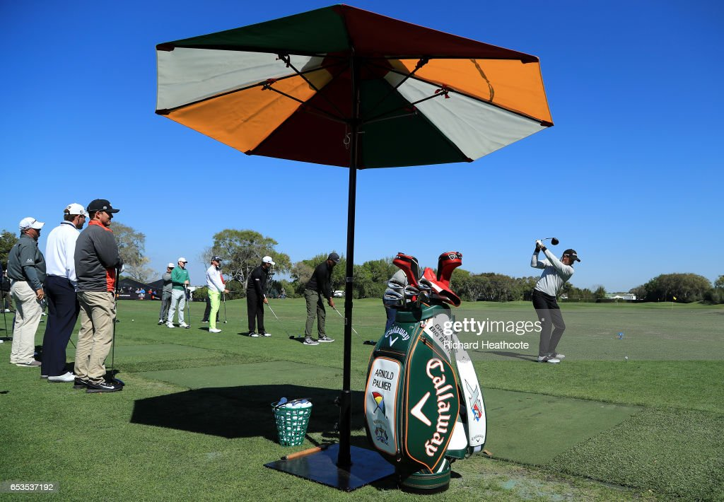 Arnold Palmer Invitational Presented By MasterCard - Preview Day 3 : News Photo