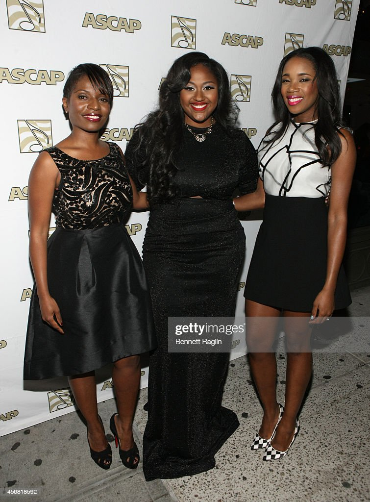 Sam Selolwane Jazmine And DJ Kiss Attend 6th Annual ASCAP Women Behind The Music