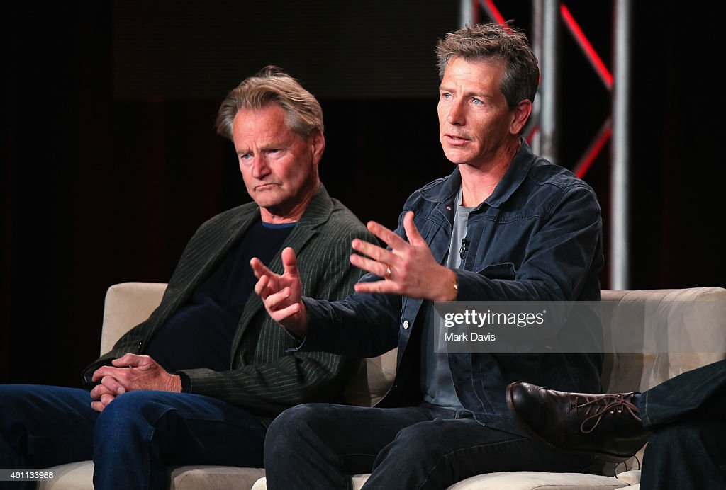 Netflix TCA Press Tour : News Photo