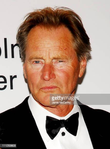 Sam Shepard during Jessica Lange Honored by the Film Society of Lincoln Center Green Room at Avery Fisher Hall in New York City New York United States