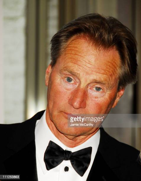 Sam Shepard during Jessica Lange Honored by the Film Society of Lincoln Center - Green Room at Avery Fisher Hall in New York City, New York, United...