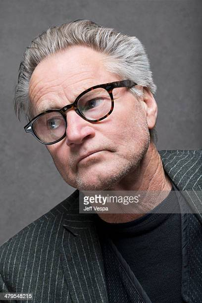 Sam Shepard is photographed at the Sundance Film Festival 2014 for Self Assignment on January 25 2014 in Park City Utah