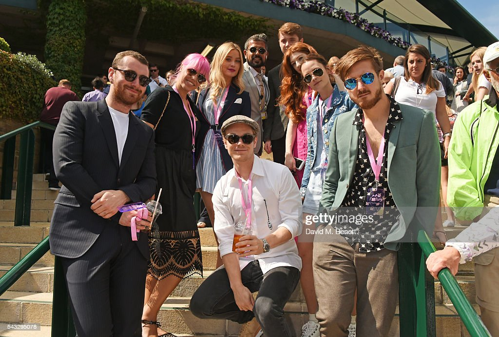 The evian Live Young Suite On The Opening Day Of The Championships, Wimbledon 2016