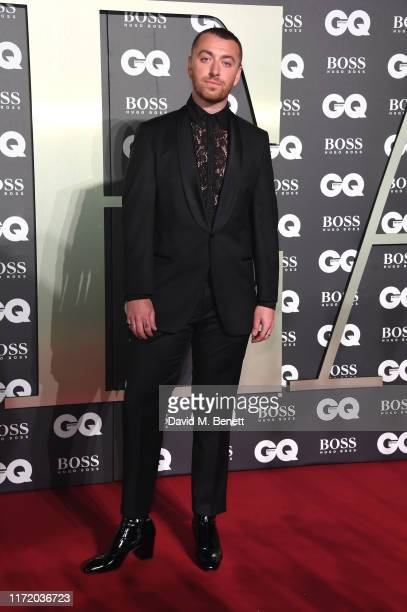 Sam Smith attends GQ Men Of The Year Awards 2019 in association with HUGO BOSS at Tate Modern on September 03, 2019 in London, England.