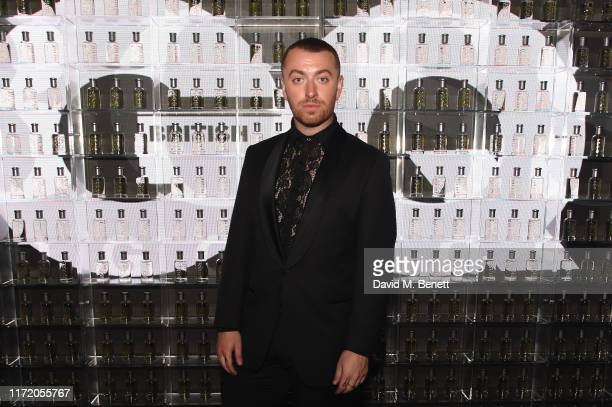 Sam Smith attends GQ Men Of The Year Awards 2019 in association with HUGO BOSS at Tate Modern on September 03 2019 in London England
