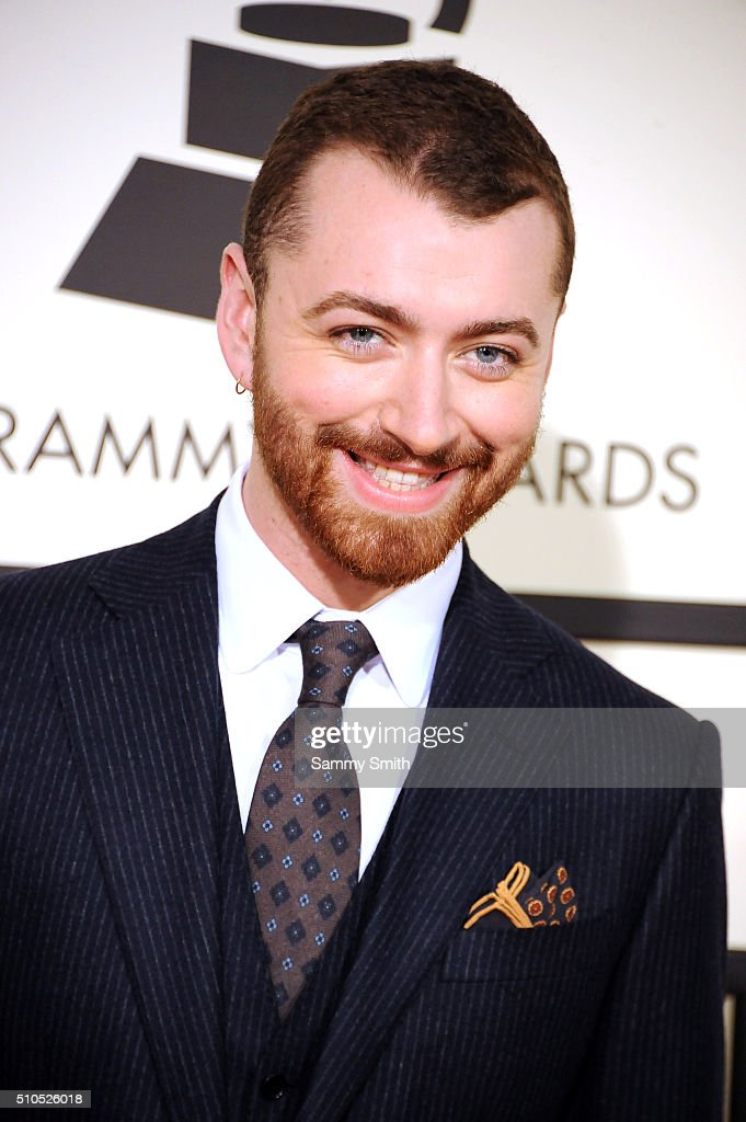Sam Smith attends the 58th GRAMMY Awards at Staples Center February 15, 2016 in Los Angeles, California.