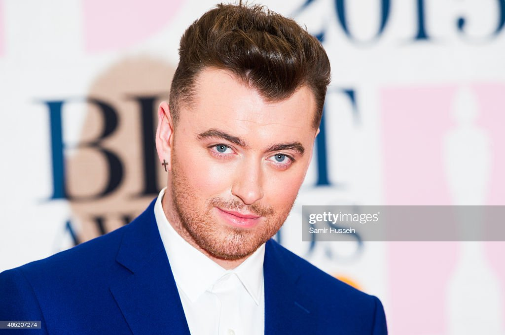 BRIT Awards 2015 - Red Carpet Arrivals : News Photo