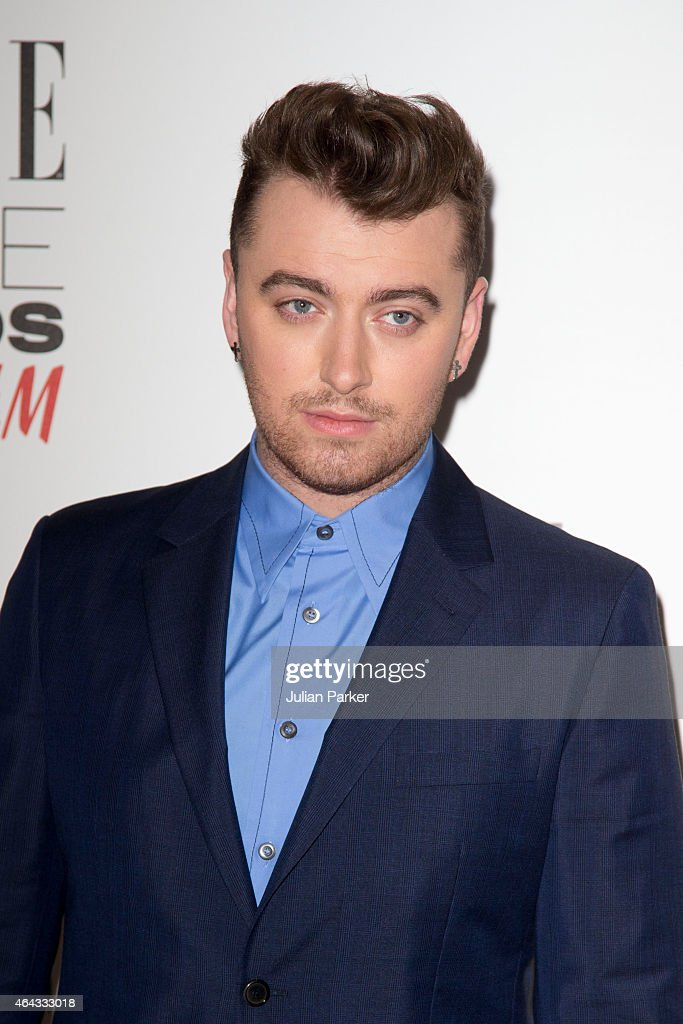 Sam Smith attends the Elle Style Awards 2015 at Sky Garden @ The Walkie Talkie Tower on February 24, 2015 in London, England.