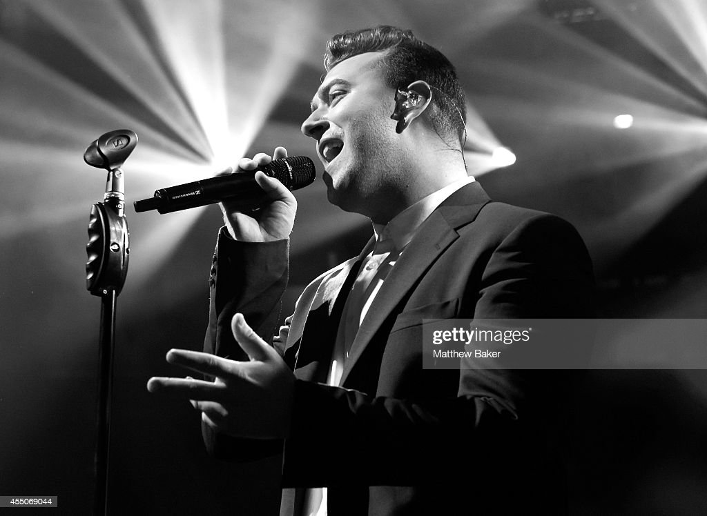 iTunes Festival: Sam Smith Performs At The Roundhouse : News Photo