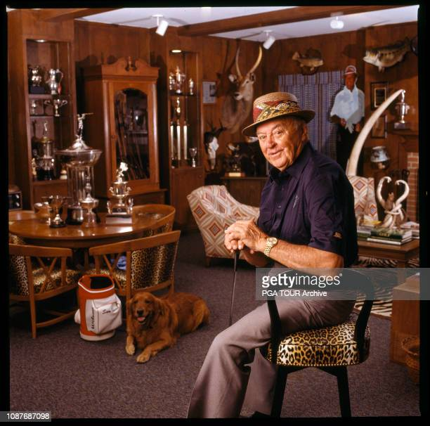 Sam Snead Photo by Stan Badz/PGA TOUR Archive