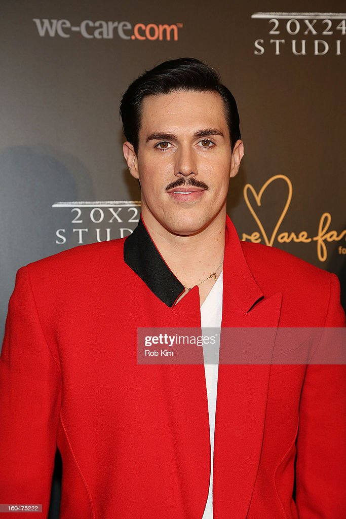 Sam Sparro attends 2013 We Are Family Foundation Gala at Hammerstein Ballroom on January 31, 2013 in New York City.