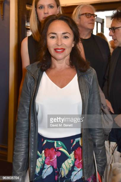 Sam Spiro arrives at the press night performance of 'Consent' at the Harold Pinter Theatre on May 29 2018 in London England