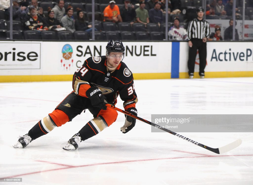 New York Rangers v Anaheim Ducks : News Photo
