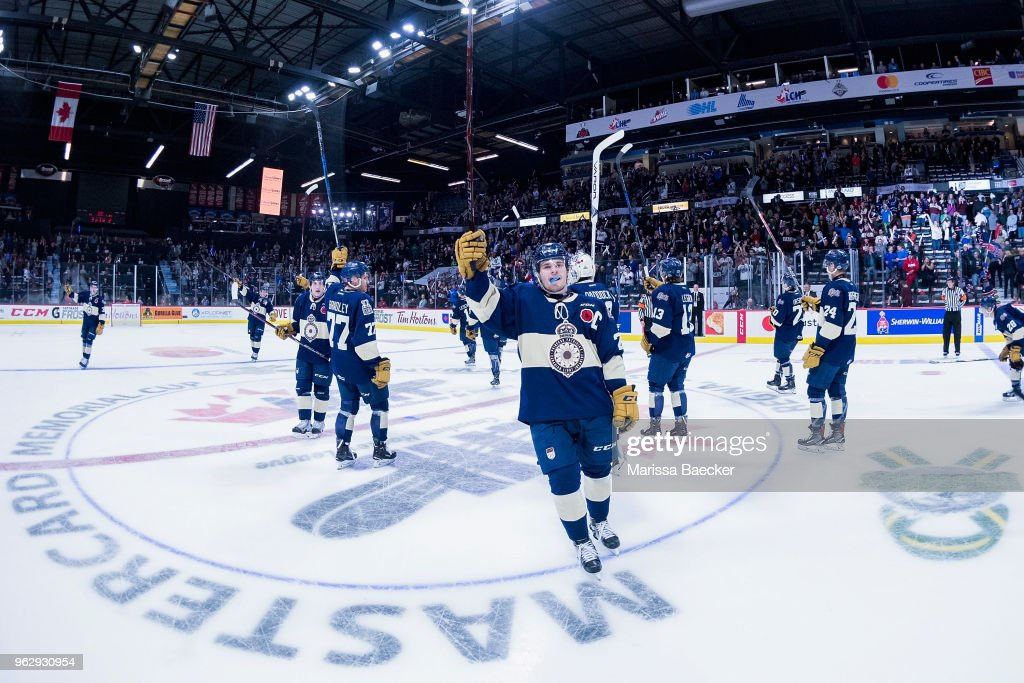 2018 Memorial Cup - Game One