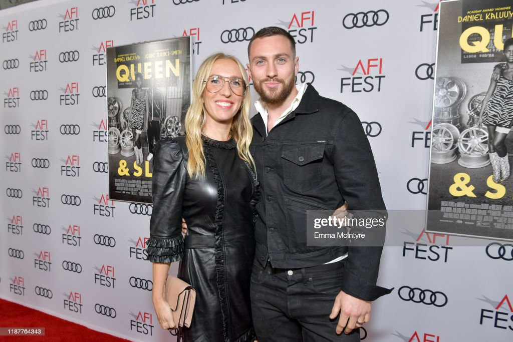 """AFI FEST 2019 Presented By Audi – """"Queen & Slim"""" Premiere – Red Carpet : News Photo"""