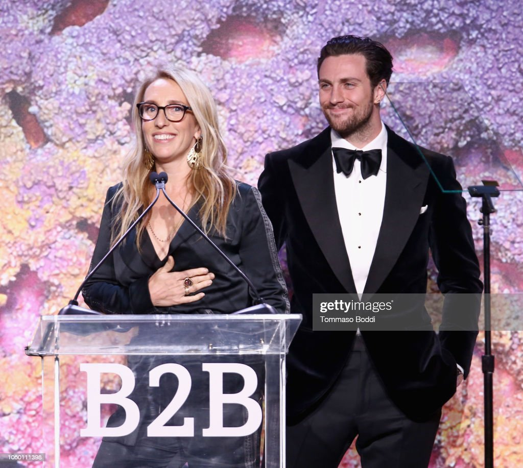 2018 Baby2Baby Gala Presented By Paul Mitchell - Inside : News Photo