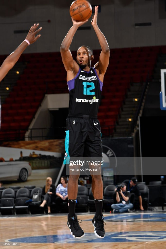 Greensboro Swarm v Lakeland Magic