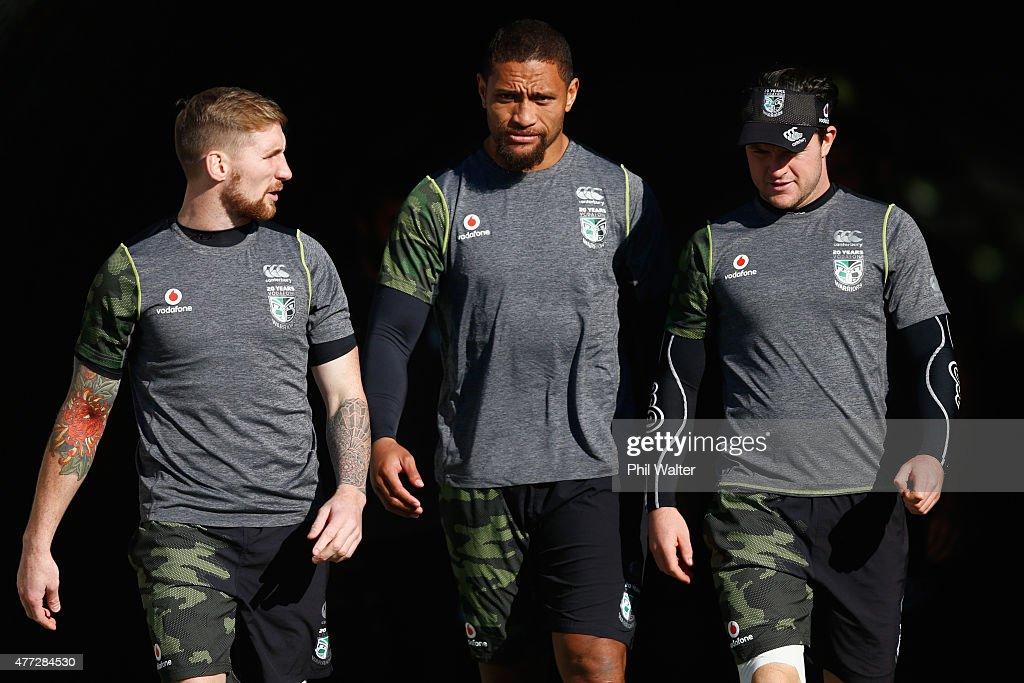 Warriors Training Session